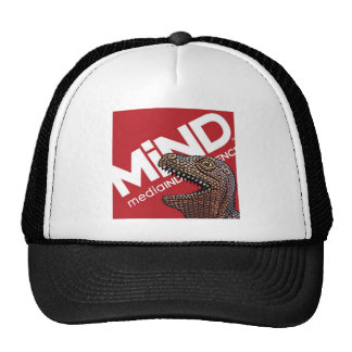 MiND TV Dinosaur Items Trucker Hat