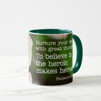 Mind With Great Thoughts Mug
