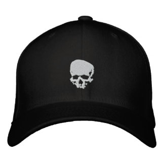 Mind Wither Day signature skull Baseball Cap
