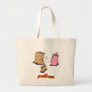 Mindframe Jumbo Tote Bag
