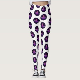 """Mindful"" Beautiful Buddha. Leggings"