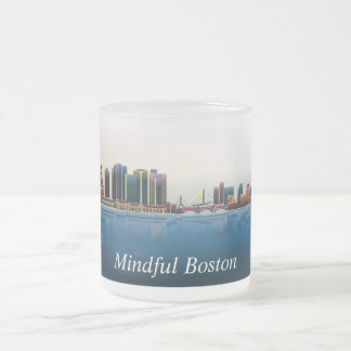 Mindful Boston Coffee Mug