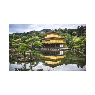 Mindful Temple Canvas Print