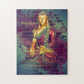 Mindfulness Buddha Jigsaw Puzzle
