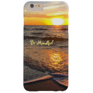 Mindfulness Matters Barely There iPhone 6 Plus Case