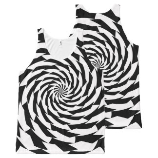 Mindfunk All-Over-Print Tank Top