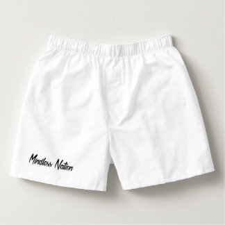 Mindless Nation Original Boxers