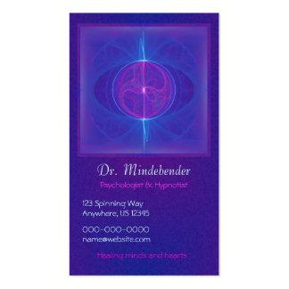 Mind's Eye Standard Card Business Cards
