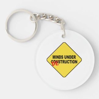 Minds Under Destruction Keychain