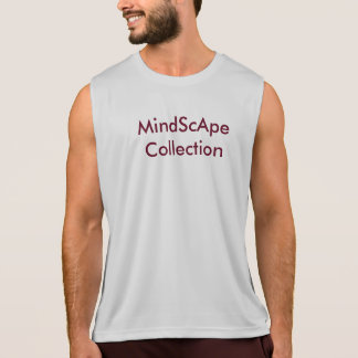 MindScape Sport Sleeveless Tank Top