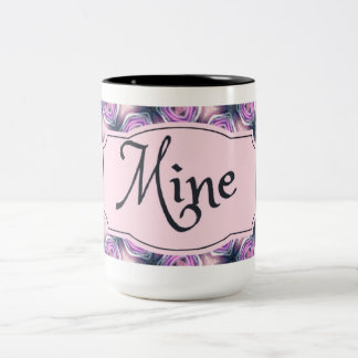 Mine, 15oz. Coffee mug