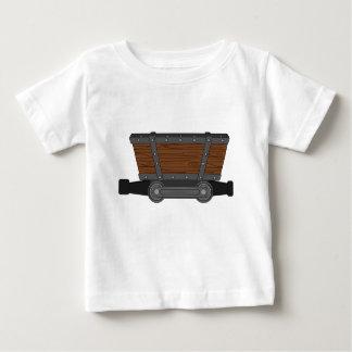 Mine Cart Baby T-Shirt