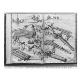 Mine de Siver des Croix-aux.-Mines de La, Lorraine Cartes Postales
