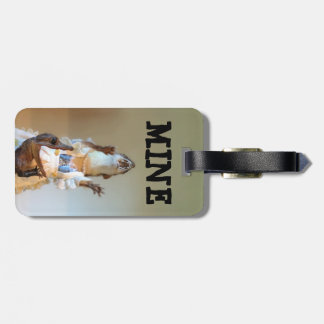 MINE (double-sided) Luggage Tag