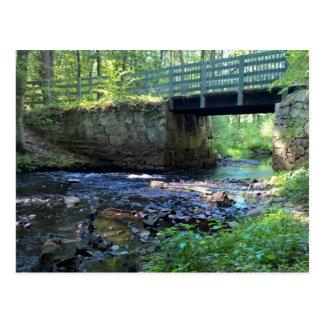 Mine Falls Bridge Postcard