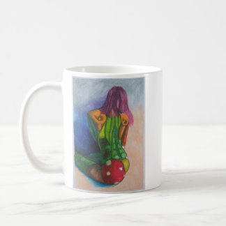 """Mine in colors "" Coffee Mug"