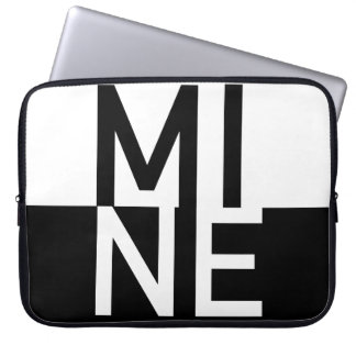 MINE LAPTOP SLEEVE