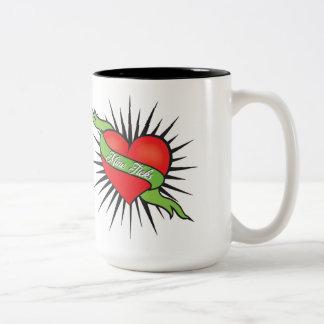 Mine Ticks Coffee Mug