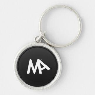 MineActivity Logo Key Chain