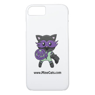 Minecats Captain Kitty Phone Case