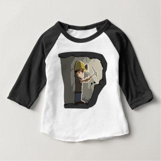 Miner Baby T-Shirt