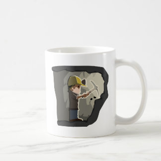 Miner Coffee Mug
