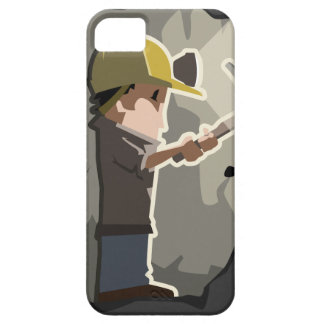 Miner iPhone 5 Case