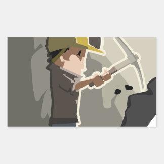 Miner Sticker