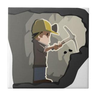 Miner Tile
