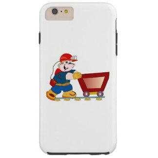 Miner Tough iPhone 6 Plus Case
