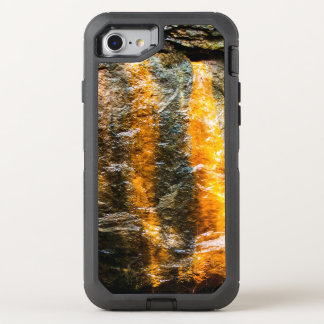 Mineral Spring Stone OtterBox Defender iPhone 8/7 Case