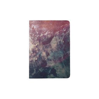 Mineral Texture Passport Holder