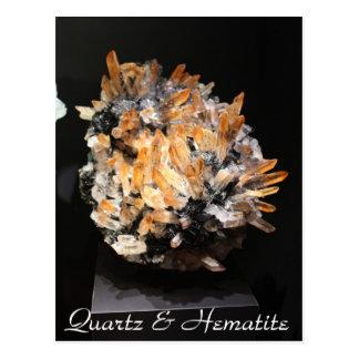 Minerals & Gems # 34 Postcard