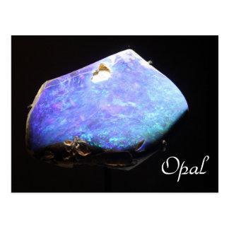 Minerals & Gems # 51 Postcard