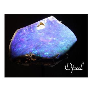 Minerals & Gems # 76 Postcard