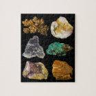 Minerals Jigsaw Puzzle