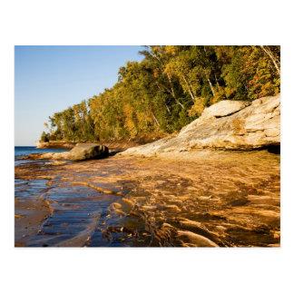 Miners Beach Postcard