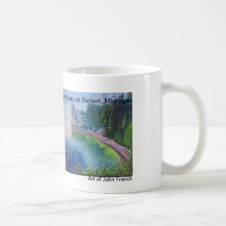 Miner's Castle at Sunset Mug