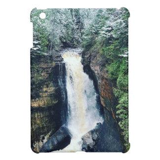 Miners Falls Upper Peninsula Michigan iPad Mini Case