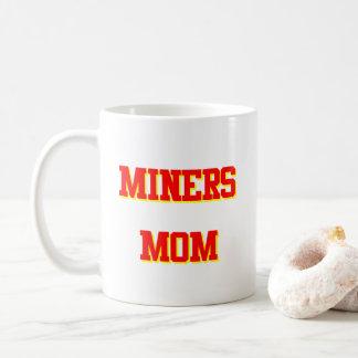 MINERS MOM COFFEE MUG