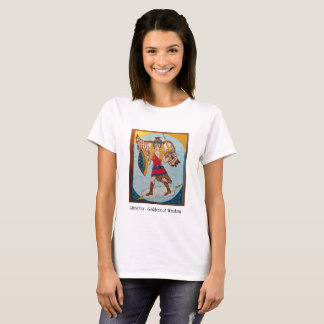 Minerva /Athena - Goddess of Wisdom T Shirt