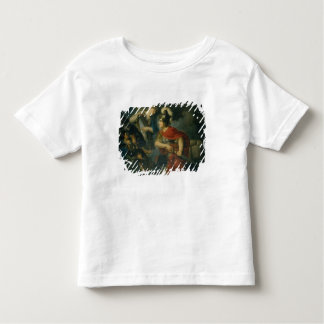 Minerva Showing her Envy in the Polished Shield Toddler T-shirt