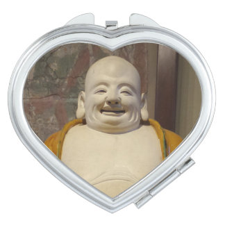 Ming  Heart Compact Mirror