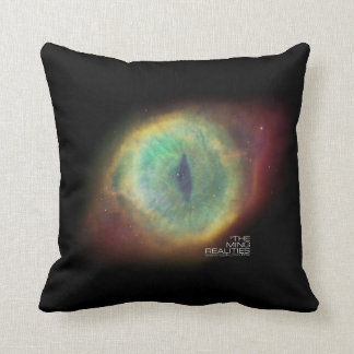 MING REALITIES BOOK TWO: PARADOX CAT'S EYE PILLOW