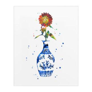 Ming Vase Acrylic Print