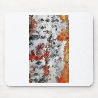 mingled colors mouse pad