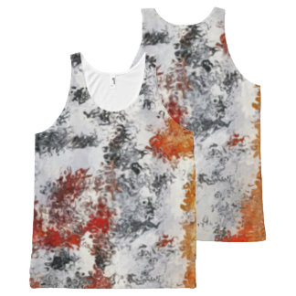 Mingled Colors Tank Top