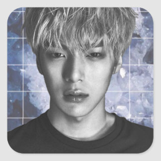 Minhyuk Square Sticker