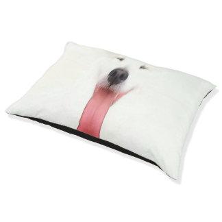Mini American Eskimo Large Dog Bed