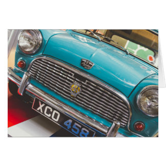 Mini Austin Greetings Card